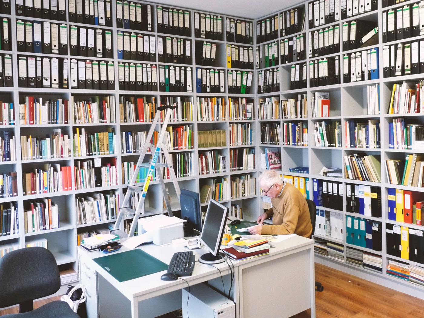 Das Franz-Matenaar-Archiv