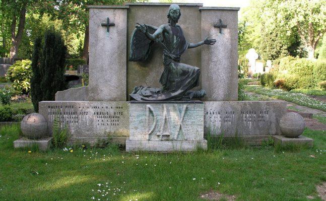 Der Klever Friedhof