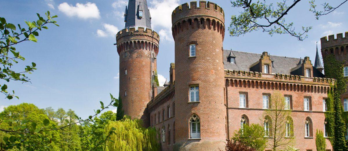 Schloss Moyland: Klevischer Verein referiert über Voltaire