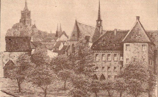 Kleve im Mittelalter