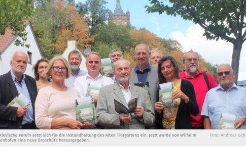 Neuer Schwung für Alten Tiergarten in Kleve