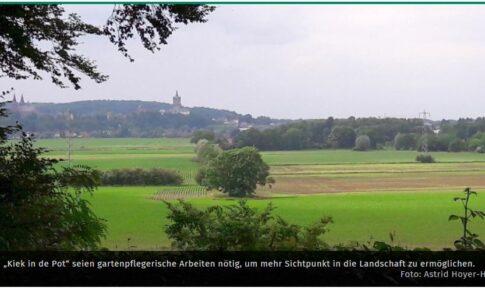 """Heimat: """"Die Gärten in Kleve sind ein Pfund"""""""