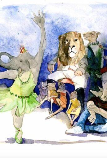 Poesie im Schwanenturm: Karneval der Tiere