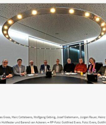 Zukunftswerkstatt in Kleve: Bürger sollen Masterplan erarbeiten