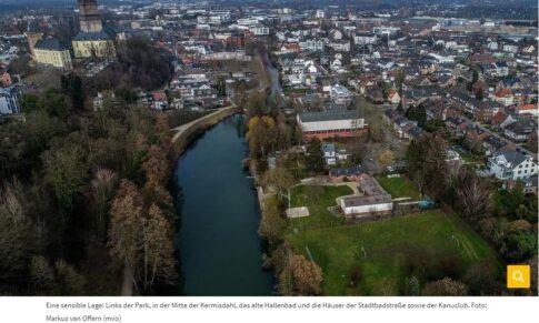 Baugebiet am Kermisdahl: Klever Politik zerlegt die Planung am Stadtbad