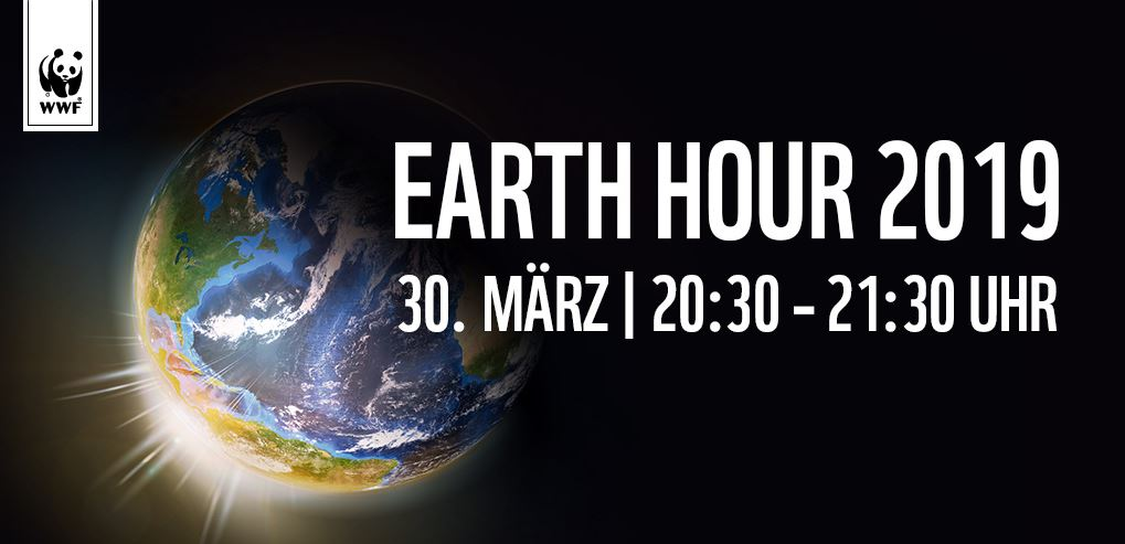Earth Hour 2019 …