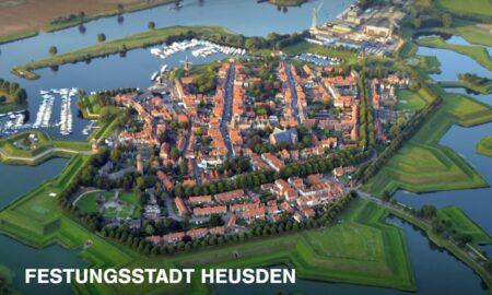 Tagesfahrt in die mittelalterliche, niederländische Stadt Heusden