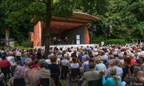 3000 Besucher kamen zum Klever Klaviersommer