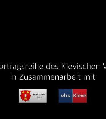 """Vortragsreihe: """"Aus heiterem Himmel?"""" Der Krieg am Niederrhein im historischen Kontext."""