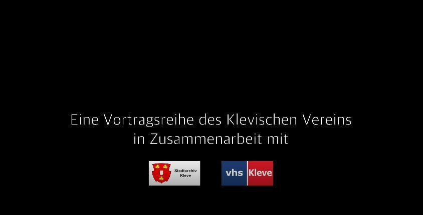 """Die Veranstaltung entfällt (Coronavirus)! – Vortragsreihe: """"Aus heiterem Himmel?"""" Der Krieg am Niederrhein im historischen Kontext."""