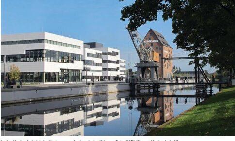 "Vortrag in der Hochschule Rhein-Waal: Aus Kleve kam 1940 die ""fünfte Kolonne"" in die Niederlande"