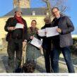 Weihnachtssingen: Premiere an der Schwanenburg