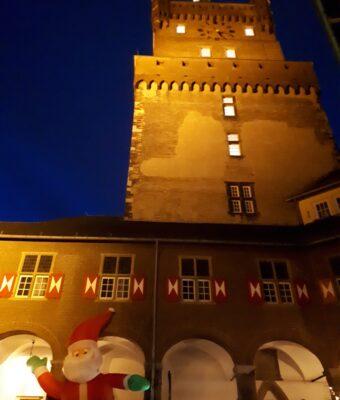 Gesang am Fuß der Schwanenburg