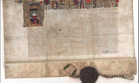 Anna von Cleve: Romantik mit Brief und Siegel