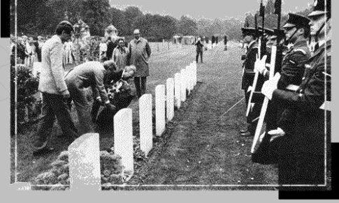 Zum 75ten Todestag: Ronald Edmond Balfour (* 2. Januar 1904; † 10. März 1945): Zur Johanna-Sebus-Medaille 1985