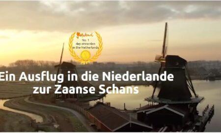 Die Fahrt findet nicht statt (Coronavirus!) – Tagesfahrt: Ein Ausflug in die Niederlande zur Zaanse Schans