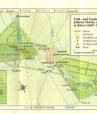 Vision: Kleve – eine Gartenstadt