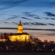 Die Schwanenburg demnächst mit LED-Beleuchtung