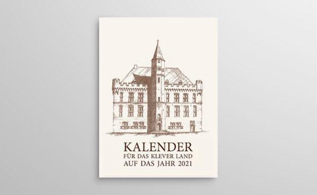 Kalender für das Klever Land 2021