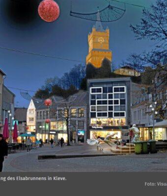 Kleve: Neue Beleuchtung für die Innenstadt