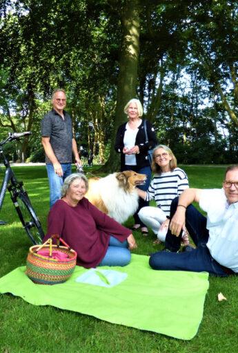 "Erstes ""Musikalisches Picknick"" im Moritzpark"
